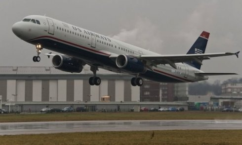 Un Airbus de la compagnie US Airways