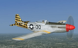 CFS 3 P-51D 325th Fighter Group
