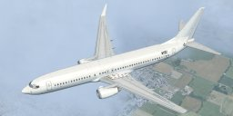 FSX Boeing 737-800 Vision Airlines Textures