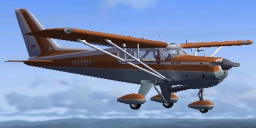 FSX and FS9 Beagle A109 Airedale
