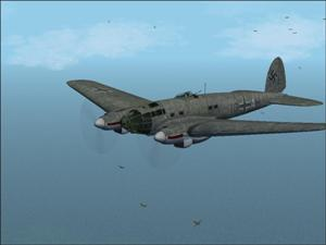 CFS2 Fall Gelb German Dunkerque Bomber Campaign