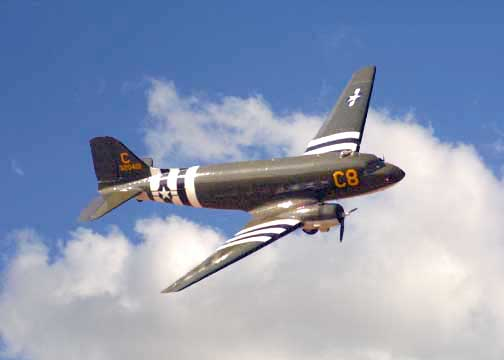 The C-47 dakota