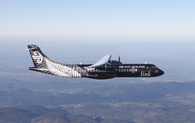 ATR 72-600 All Blacks