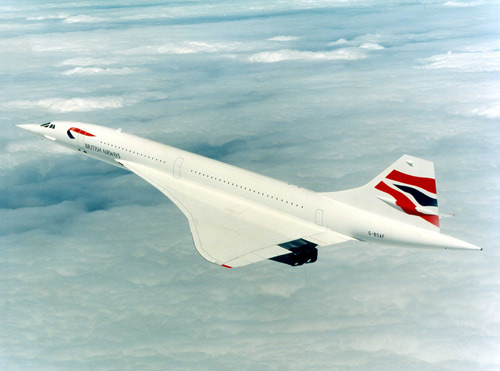 Concorde-British-Airways