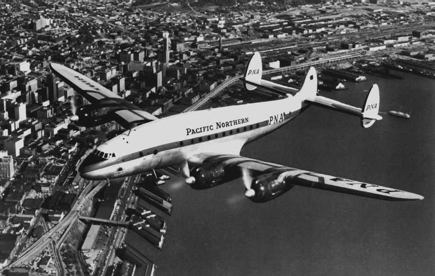 Lockheed Constellation de PNA
