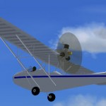 FSX Curtiss Wright CW-1 Junior