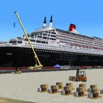 FS2004 Scenery The Queen Mary II