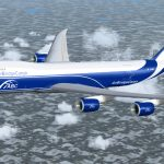 FSX Boeing 747-8F AirBridge Cargo (ABC) Package