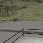 FSX Scenery Courchevel Airport