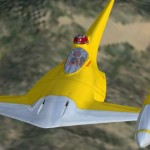 FSX FS9 THEED ENGINEERING CORPS STARFIGHTER