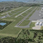 FSX Seattle Tacoma airport scenery