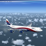 Un A340-500 d'Arik Air pour Flight Simulator X