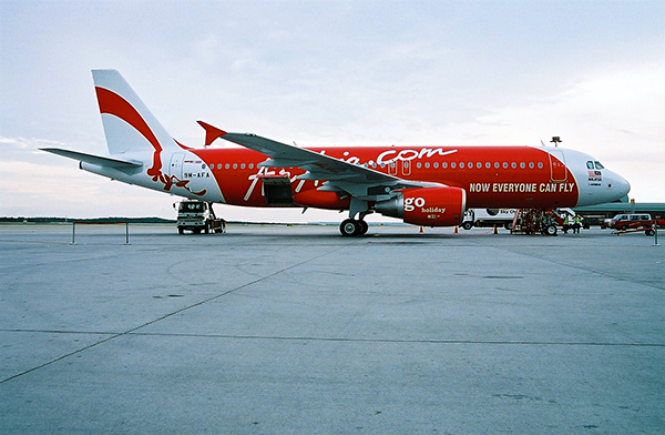 Crash d'un avion d'AirAsia