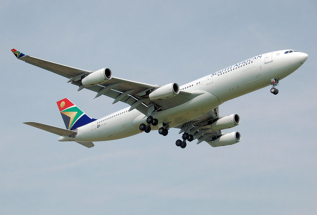 La compagnie South African Airways