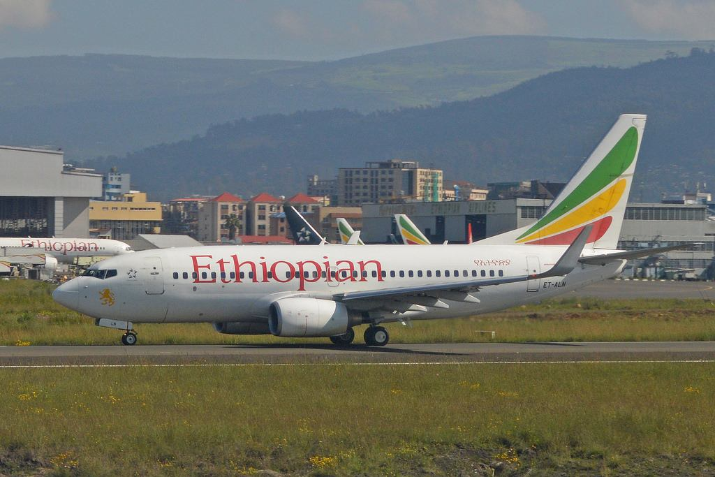compagnie Ethiopian Airlines