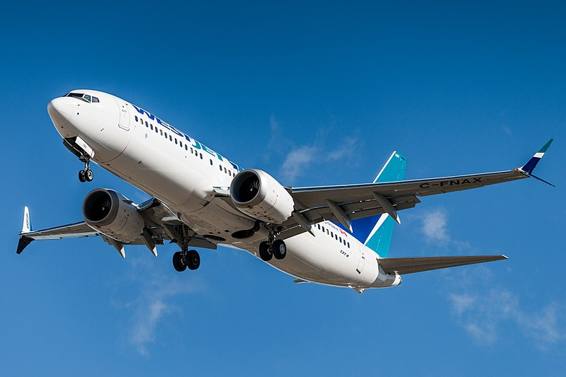 Suspension de la production du Boeing 737 MAX